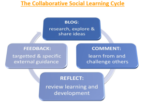 The Collaborative Social Learning Cycle